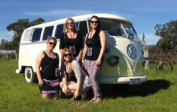 School formal kombi hire Adelaide